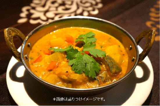 サンバル(南インド風野菜カレー)